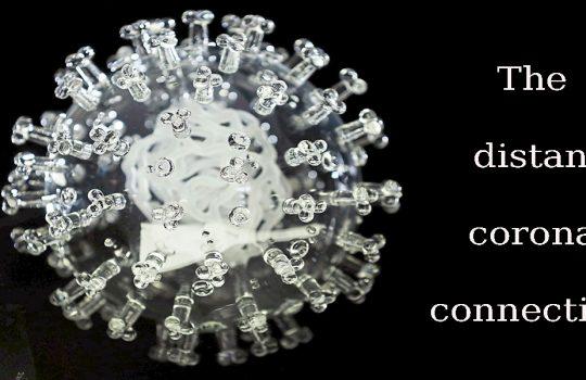 La lejana conexión del coronavirus
