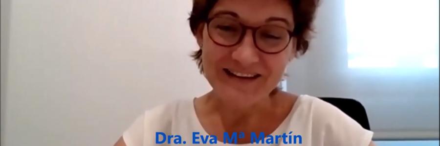 Encuentros con la Dra Eva María Martín